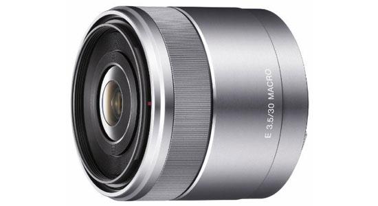 Ống kính máy ảnh Sony SEL50F18 làm mờ mượt mà