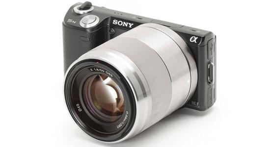 Ống kính máy ảnh Sony SEL50F18 lấy nét nhanh