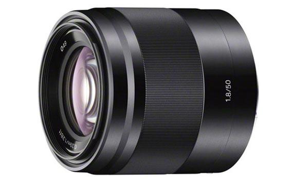 Ống kính máy ảnh Sony SEL50F18