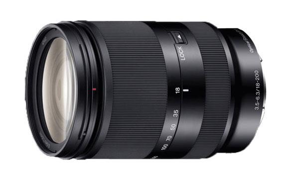 Ống kính máy ảnh Sony SEL18200LE giá ưu đãi