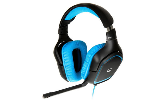 Tai nghe vi tính Logitech G430 có mic giá tốt tại nguyenkim com