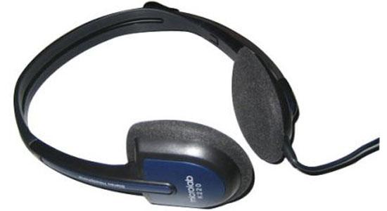 Tai nghe Microlab K220 thiết kế nhỏ gọn
