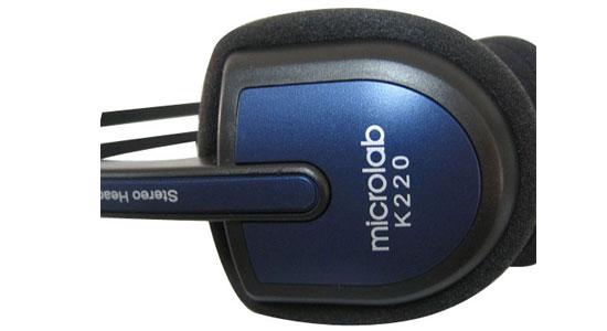 Tai nghe Microlab K220 âm thanh stereo
