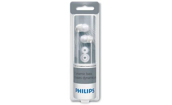 Tai nghe Philips SHE3590WT âm thanh tuyệt hảo