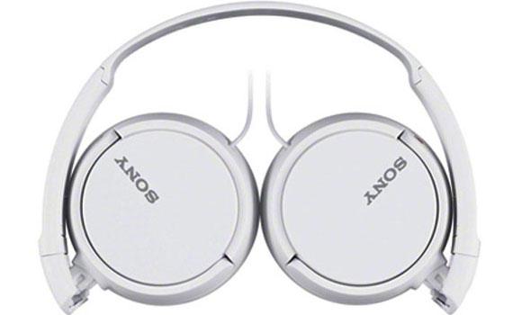 Tai Nghe Sony MDR-ZX110AP/WCE thiết kế gọn nhẹ, phong cách thời trang