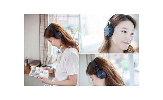 Nghe nhạc chất lượng với tai nghe Sony MDR-ZX310AP/BCE