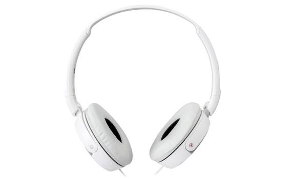 Tai nghe Sony MDR-ZX310AP/WCE âm thanh cao trầm mạnh mẽ