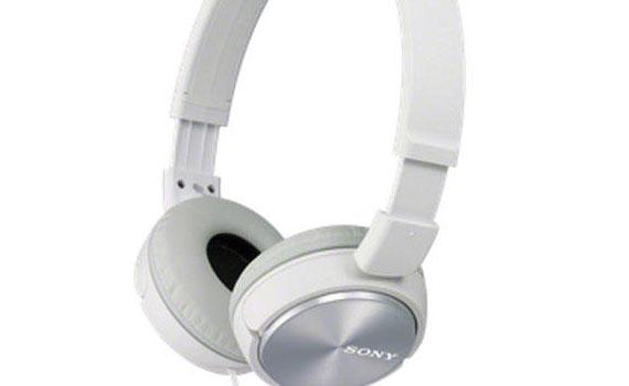 Tai nghe Sony MDR-ZX310AP/WCE đệm vành tai êm ái