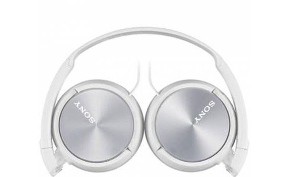 Sở hữu tai nghe Sony MDR-ZX310AP/WCE gấp gọn dễ mang theo