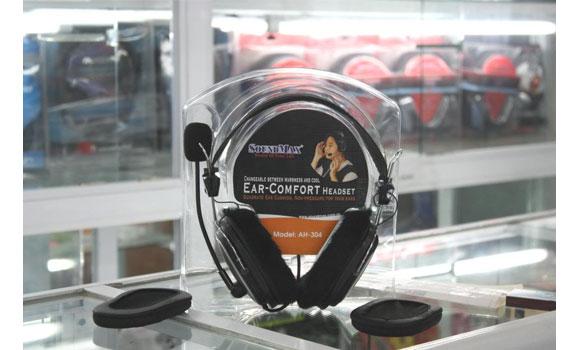 Tai nghe SoundMax AH-304 thiết phong cách ấn tượng