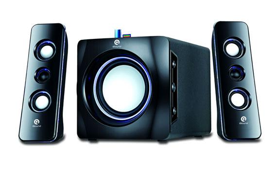 Bộ loa đa năng bluetooth Isound SP18 được thiết kế trên công nghệ cao