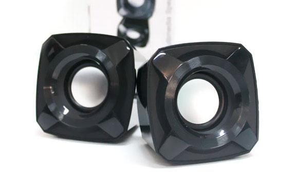 Loa Microlab B16 thiết kế nhẹ gọn