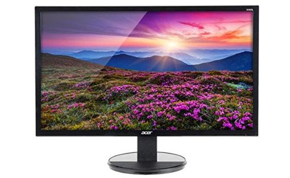 Màn hình Acer  K202HQL hiển thị hình ảnh sắc nét