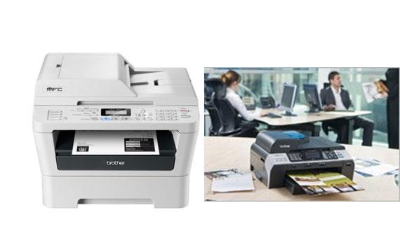 Máy in laser Brother MFC-7360 chất lượng in ấn vượt trội