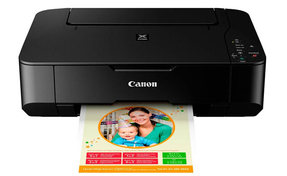Máy in Canon Pixma MP237 tốc độ in nhanh 4-7 trang/phút