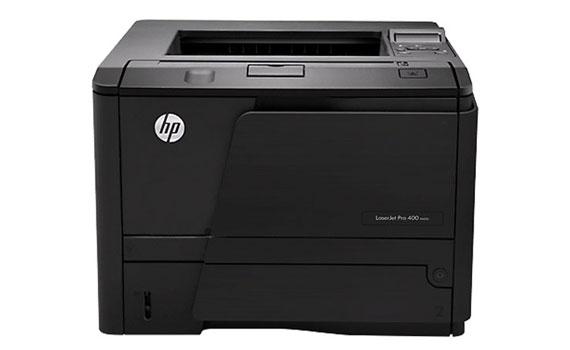 Máy in HP LaserJet Pro 400 M401N CZ195A thiết kế nhỏ gọn nhưng nổi bật