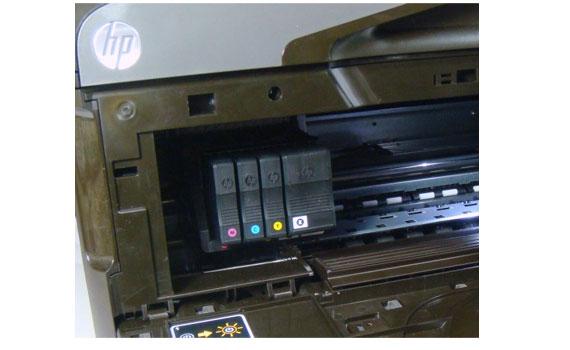 Máy in phun HP 276DW MFP - CR770A tiết kiệm màu mực tối đa