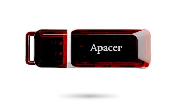 Ổ cứng di động APACER AH321 32GB hỗ trợ sao lưu dữ liệu nhanh chóng tiện lợi