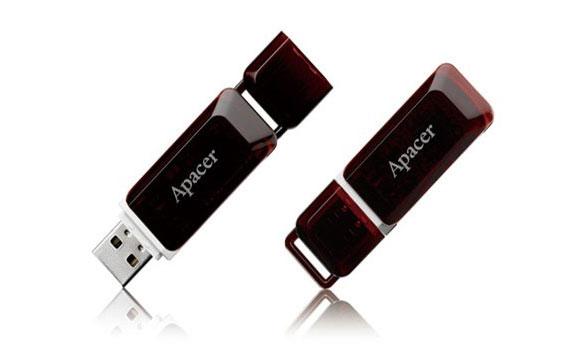 Ổ cứng di động APACER AH321 32GB dung lượng lưu trữ 32GB
