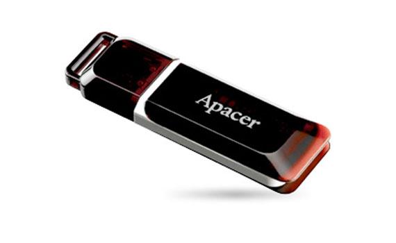 Ổ cứng di động APACER AH321 32GB trọng lượng nhỏ