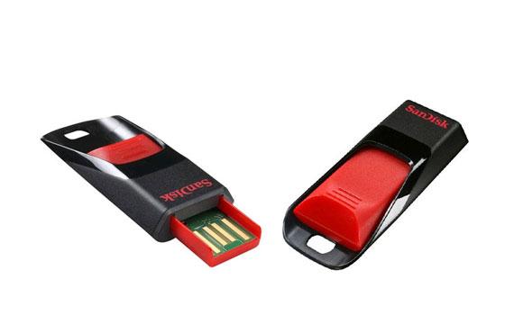 USB Sandisk SDCZ51 8GB cho tốc độ tải cực nhanh