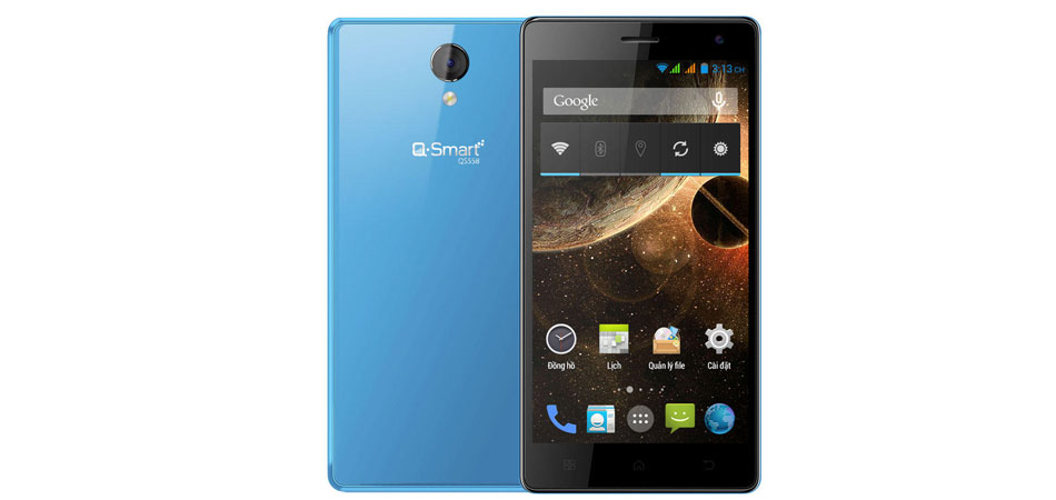 Điện thoại Q-Smart QS558 chính hãng tại nguyenkim.com