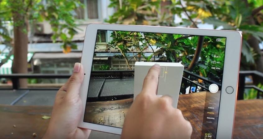 iPad Pro Wifi 128GB chính hãng tại Nguyễn Kim