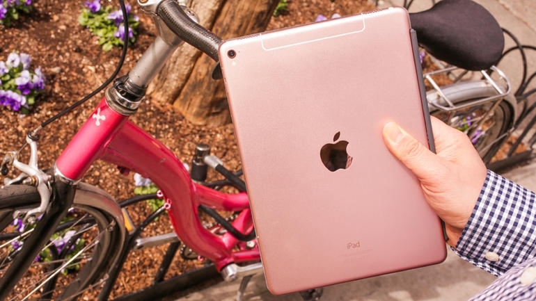 iPad Pro 3G 32GB trang bị pin dung lượng lớn