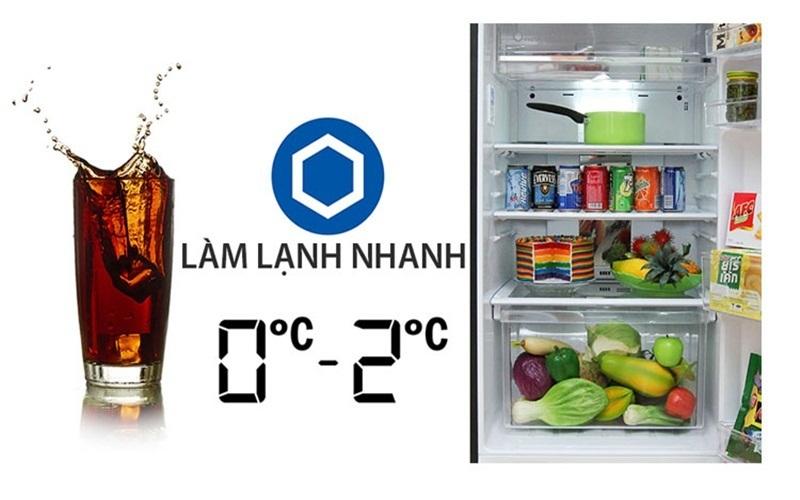 Công nghệ làm lạnh nhanh cho thực phẩm được bảo quản tốt hơn