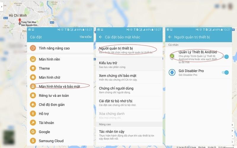 Trình quản lý Android cho phép bạn quản lý điện thoại từ xa hiệu quả