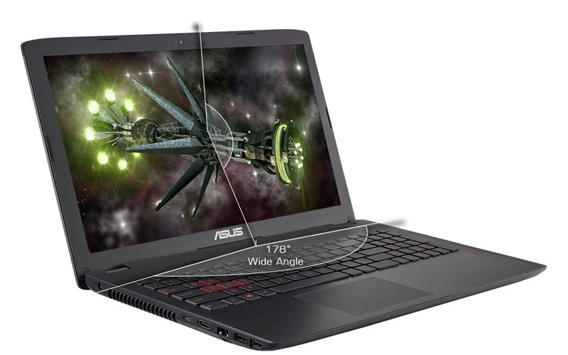 Laptop gaming cấu hình ấn tượng