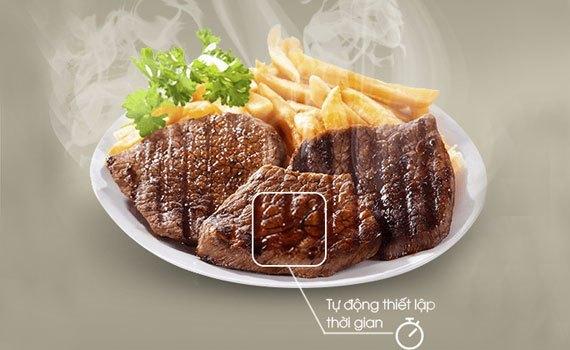 Lò nướng nào tốt? Lò vi sóng Sharp R-29D2(R)VN