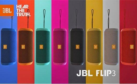Loa JBL Flip 3 hiện đại sang trọng