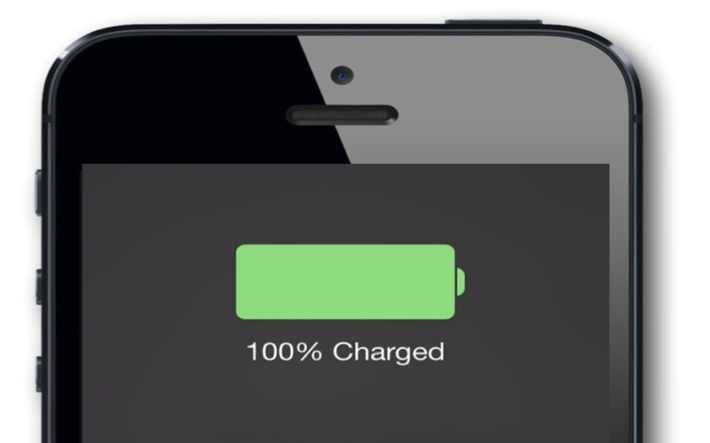 Tiếp tục sạc khi điện thoại thông minh đã đầy pin