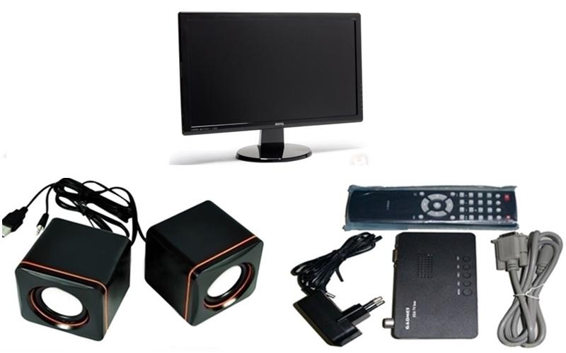 Các thiết bị khác ngoài màn hình vi tính cũ