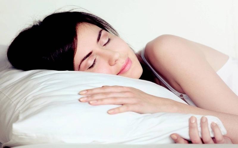 Có giấc ngủ thư thái khi gối nằm mát lạnh