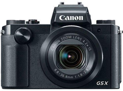 Mua máy ảnh Canon Powershot G5X giá ưu đãi tại Nguyễn Kim