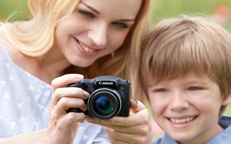 Tân hưởng những bức hình hoàn hảo máy ảnh Canon mang lại