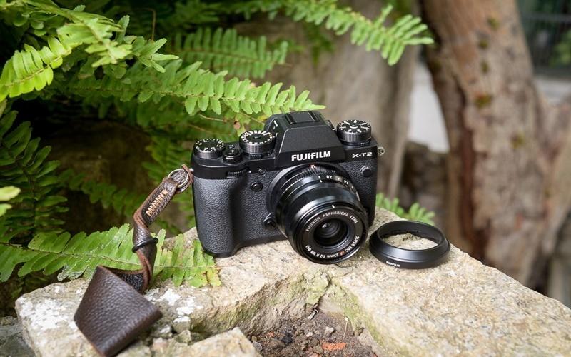 Khả năng chụp hình ấn tượng từ Fujifilm mirrorless