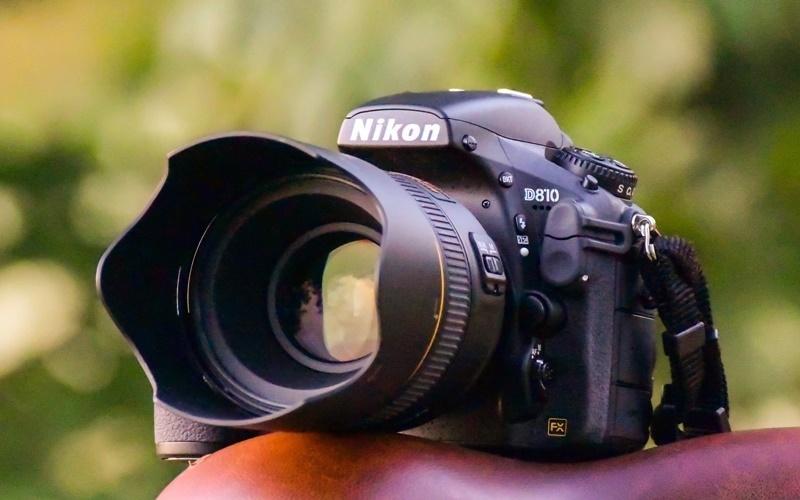 Máy ảnh là thiết bị tốt để chụp cảnh ngày mưa