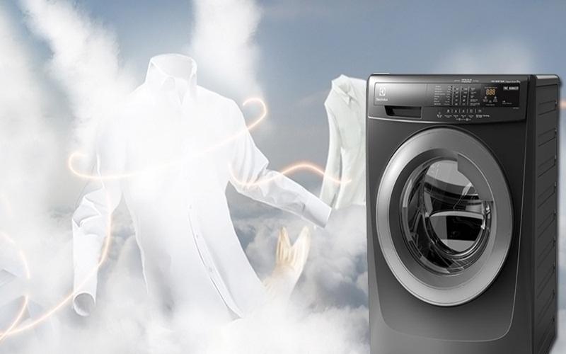Những tác nhân gây dị ứng, mẩn ngứa da sẽ bị đánh bay bởi máy giặt Electrolux EWF12844S