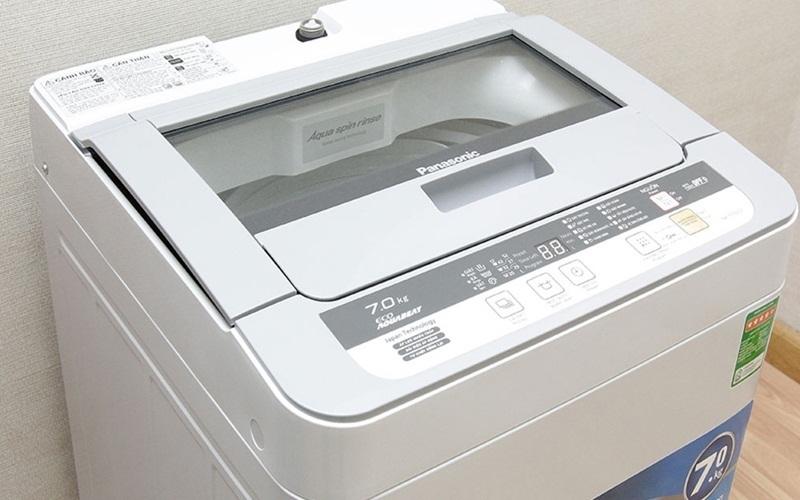 Máy giặt Panasonic có thiết kế gọn nhẹ, thân thiện và nhiều công nghệ giặt hiện đại