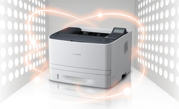 Máy in laser Canon LBP 8780X trang bị nền tảng MEAP