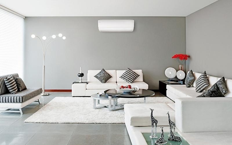 Máy lạnh Inverter mang lại cho nhà bạn không khí thoải mái