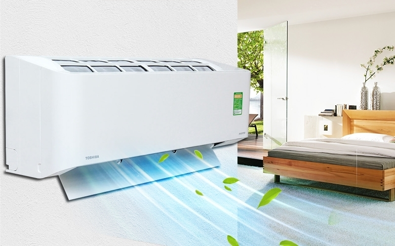 Máy lạnh Toshiba 1 Hp RAS-H10BKCVS-V