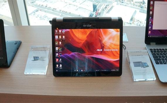 Máy tính xách tay ASUS VivoBook Flip TP501UA trang bị màn hình cảm ứng FHD