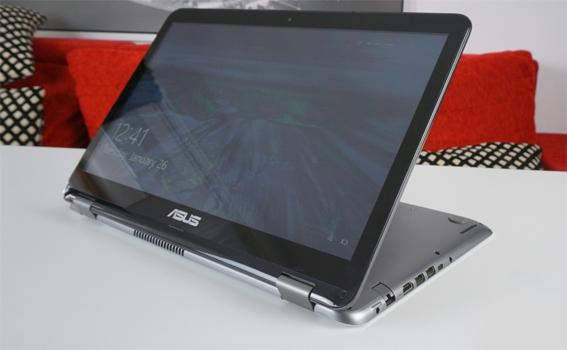 Máy tính xách tay ASUS VivoBook Flip TP501UA với khả năng bẻ gập linh hoạt