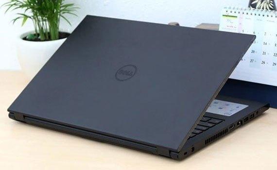 Máy tính xách tay Dell Inspiron 3443 thiết kế cứng cáp, mạnh mẽ