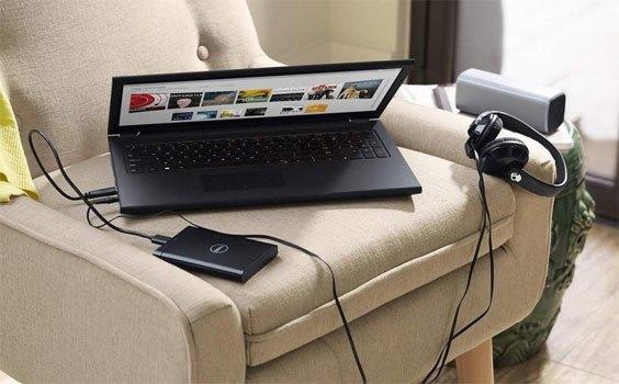 Máy tính xách tay Dell Inspiron 3443 với RAM dung lượng 4 GB