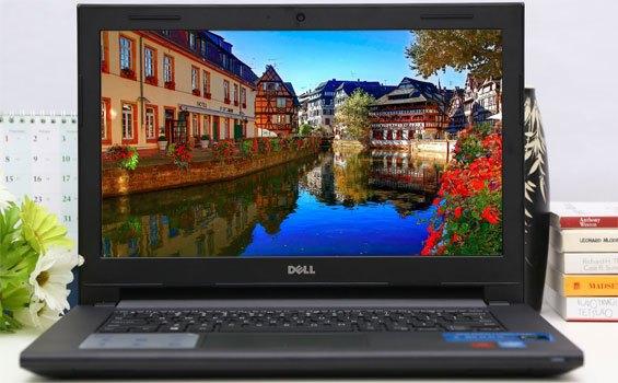 Máy tính xách tay Dell Inspiron 3443 trang bị màn hình 14 inches